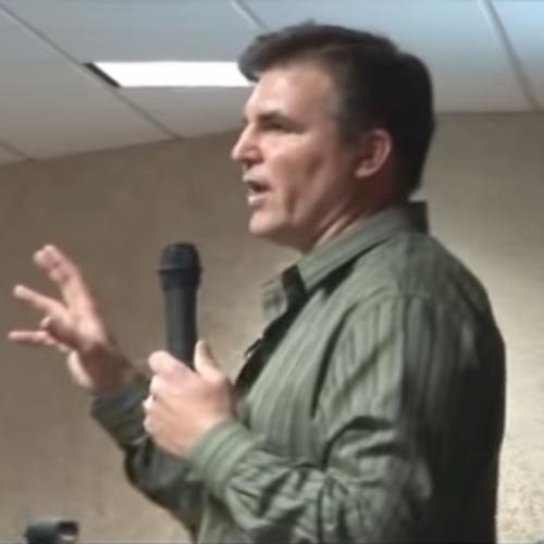Tim's NCSA Speech
