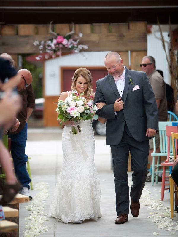 Allison's Wedding by Randi Davies Photography
