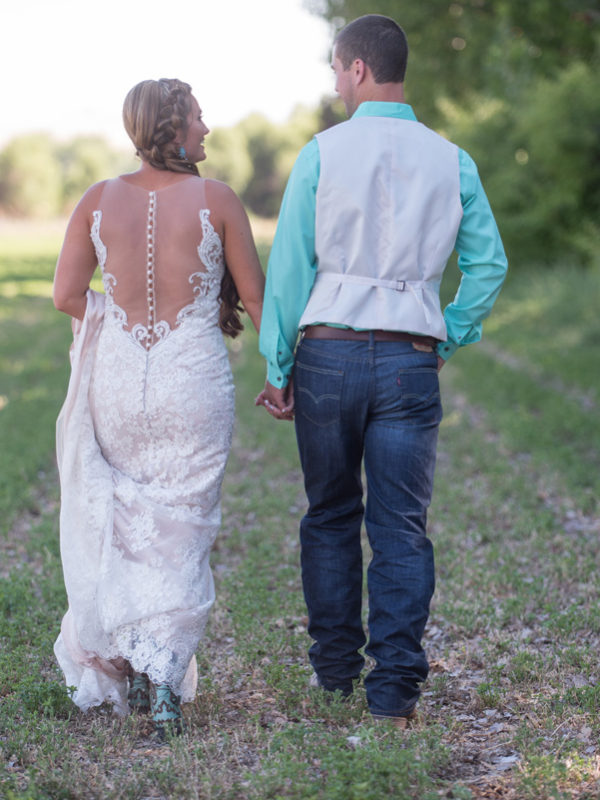Walker Wedding by Boots and Bling Photography