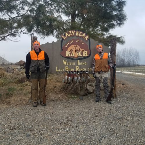 Jeff Froschauer's Pheasant Hunt